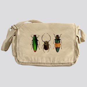 Colorful Insects Messenger Bag