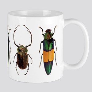 Colorful Insects Mugs