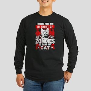 SAVE MY CAT Long Sleeve T-Shirt
