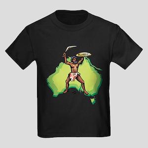 Aborigine Kids Dark T-Shirt