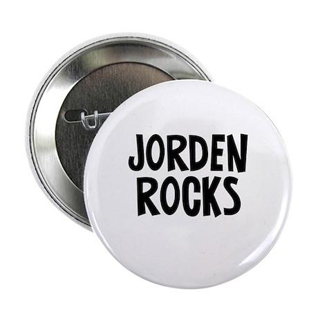 "Jorden Rocks 2.25"" Button"