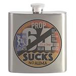 Prop 64 SUCKS Flask