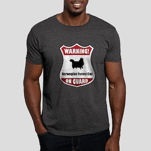 Wegie On Guard Dark T-Shirt