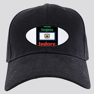 Indore West Virginia Baseball Hat
