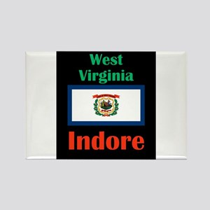 Indore West Virginia Magnets