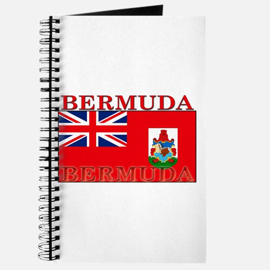 Bermuda Flag Journal