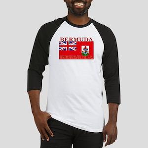 Bermuda Flag Baseball Jersey