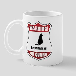 Mau On Guard Mug