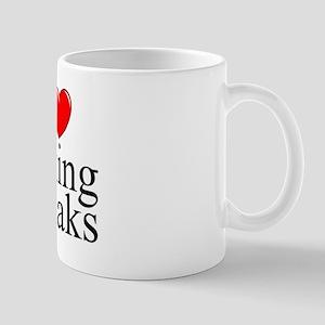 """I Love Taking Breaks"" Mug"