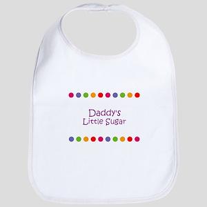 Daddy's Little Sugar Bib
