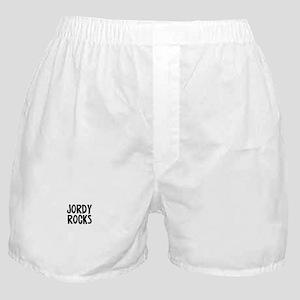 Jordy Rocks Boxer Shorts