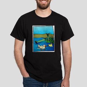 Alligator_1 Dark T-Shirt
