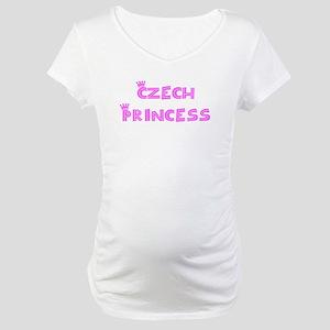 Czech Maternity T-Shirt