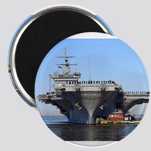 USS Enterprise CVN65 Magnet