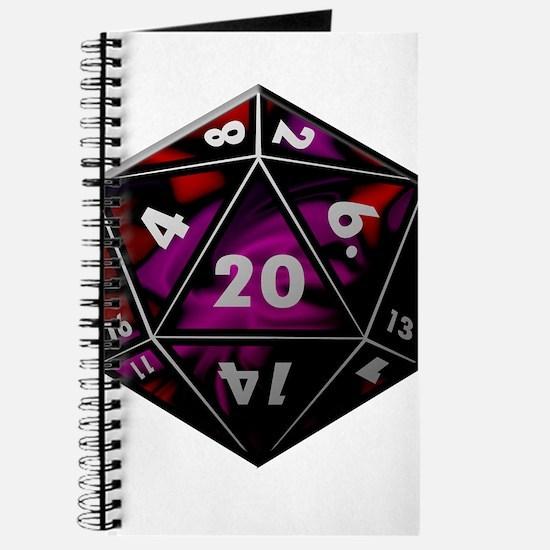 D20 color Journal