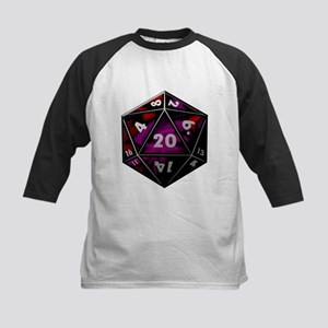 D20 color Baseball Jersey