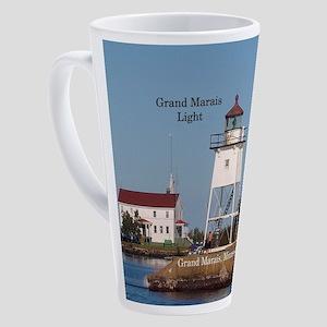 Grand Marais Light 17 Oz Latte Mug