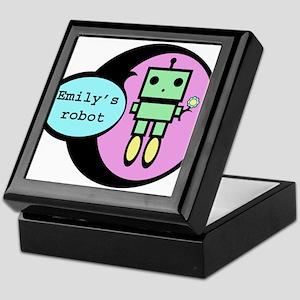 Robot Keepsake Box