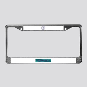 Sddma Logo License Plate Frame