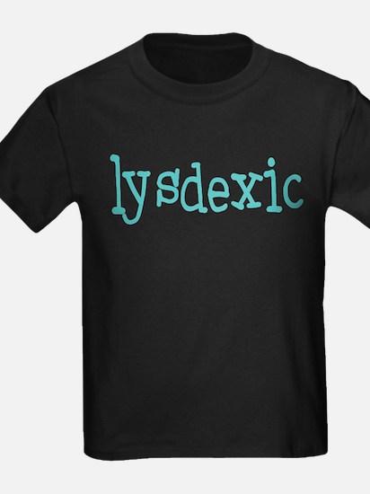 Dyslexic T
