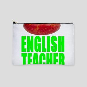 English Teacher Makeup Bag