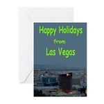 Happy Holidays from Las Vegas Cards 10