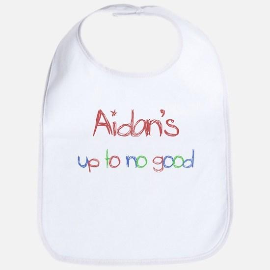 Aidan's Up To No Good Bib