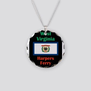 Harpers Ferry West Virginia Necklace
