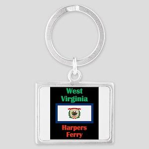 Harpers Ferry West Virginia Keychains