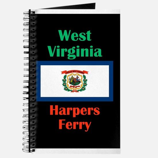 Harpers Ferry West Virginia Journal