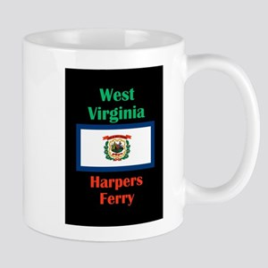 Harpers Ferry West Virginia Mugs
