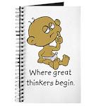 Thinker Baby Journal