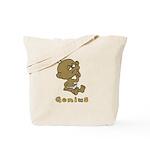 Baby Genius Tote Bag