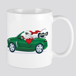 Santa's World Tour Convertible Mug