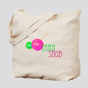 Yarn Snob Tote Bag