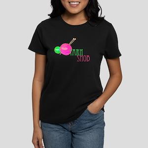Yarn Snob Women's Dark T-Shirt