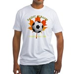 Home Fitted T-Shirt