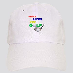 Karly Lives for Golf - Cap