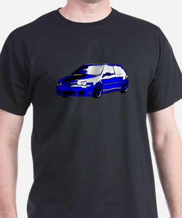 R32 / 20th AE GTI White T-Shirt