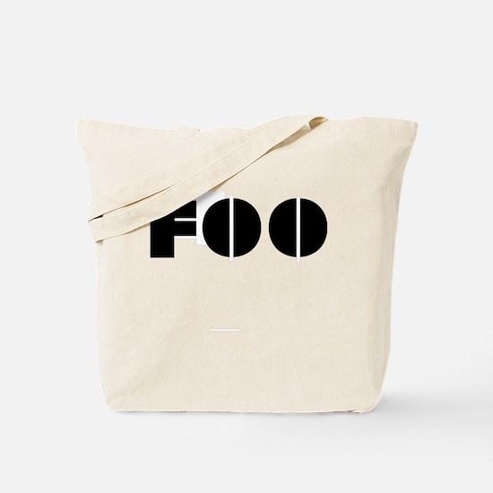 Foo Tote Bag
