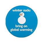 Winter Sucks - bring on globa 3.5