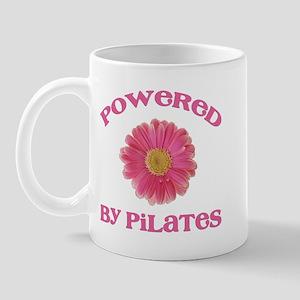 Powered by Pilates Mug