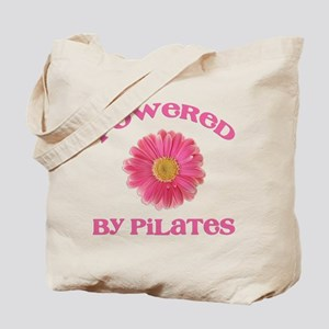 Powered by Pilates Tote Bag