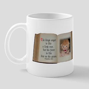 Lion's Roar Mug