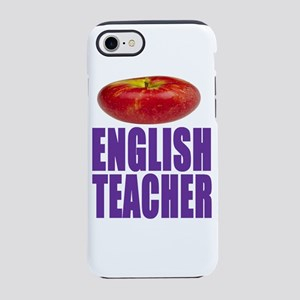 English Teacher iPhone 8/7 Tough Case