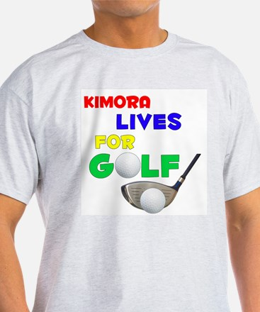 Kimora Lives for Golf - T-Shirt