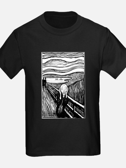 Munch's Scream Lithograph T