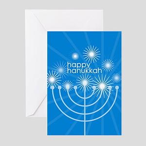 Happy Hanukkah Greeting Cards (Pk of 20)