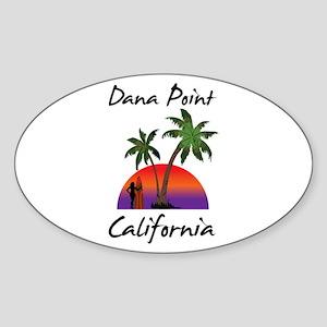 Dana Point California Sticker