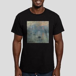 Claude Monet Impression Soleil Levant T-Shirt